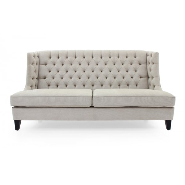 Vanity 2 Upholstered 3 Seater Sofa From Ultimate Contract Uk