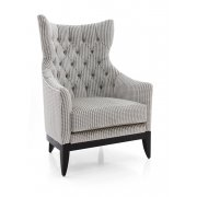 Vanity 2 Upholstered Wingback chair