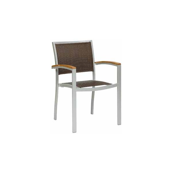 Villa Metal Frame Outdoor Chair from Ultimate Contract UK