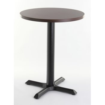 Wenge Top Round Dining Table