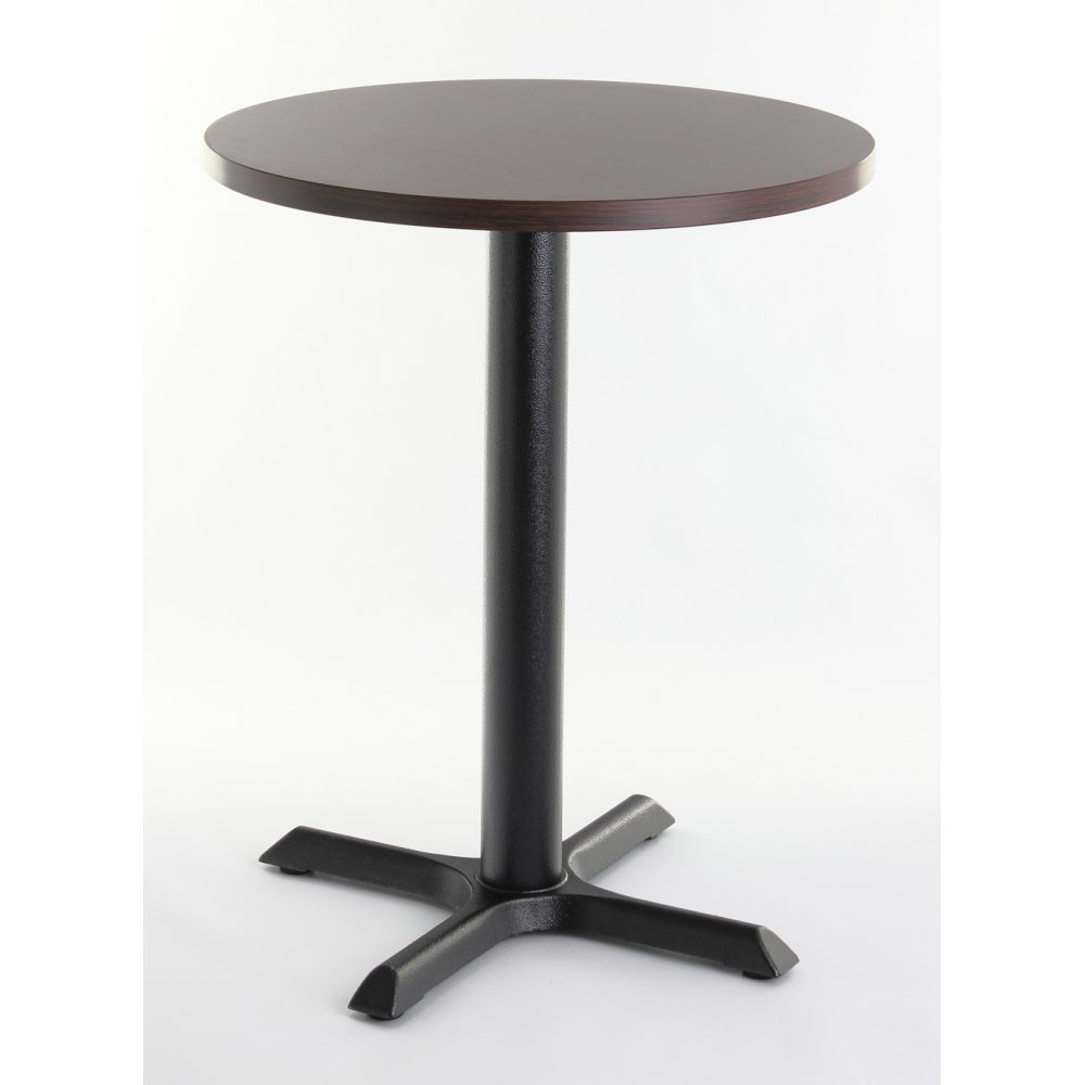 wenge top round dining table from ultimate contract uk. Black Bedroom Furniture Sets. Home Design Ideas