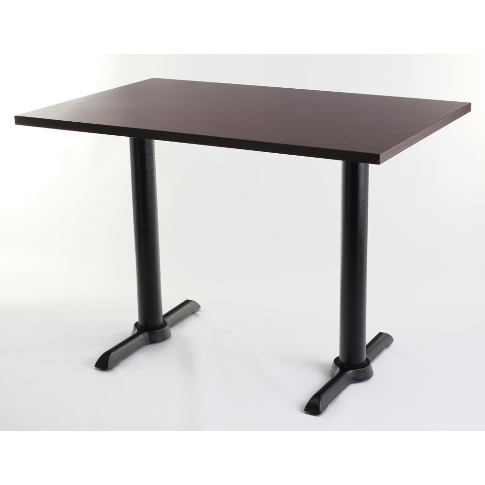wenge top twin table from ultimate contract uk. Black Bedroom Furniture Sets. Home Design Ideas