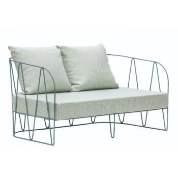 Wire Frame 2 Seater Sofa L ISI