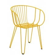 Wire Frame Armchair B ISI