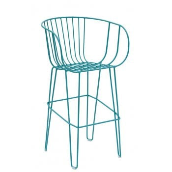 Wire Frame Barstool B ISI