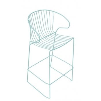 Wire Frame Barstool ISI