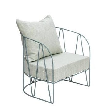 Wire Frame Lounge Chair ISI
