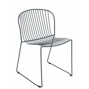 Wire Frame Side Chair ISI